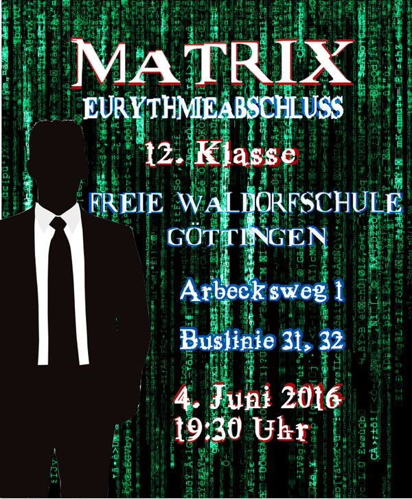 Matrix - Eurythmieabschluss der 12. Klasse
